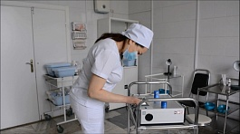 Pulsed ultraviolet units are fighting COVID-19 at Russian healthcare facilities